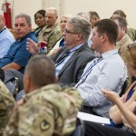 Logistics career development experts speak at ASC HQ