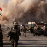 Mosul battle: Kurdish forces push into IS-held Bashiqa