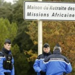 Suspect held over attack at French retired missionaries' home