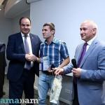 Interview with AEF Scholarship Recipient: Hamlet Khenkoyan