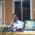 Kejriwal sees a huge scam behind demonetisation