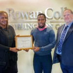 Liberian Native Wins Rowan College At Burlington County's Distance Learning Scholarship