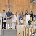 Students awarded for achievements, helping others in scholarship haul