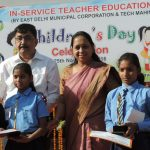 CHILDREN'S DAY CELEBRATED IN SCHOOLS, EDUCATIONAL INSTITUTES