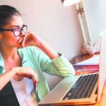 Concern over distance learning courses