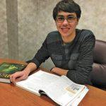 Foundation scholarship helps Hansel